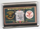 SOMERSETSHIRE LIGHT INFANTRY HERITAGE FRIDGE MAGNET